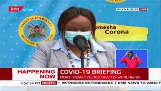 Nairobi leads with 292 coronavirus cases