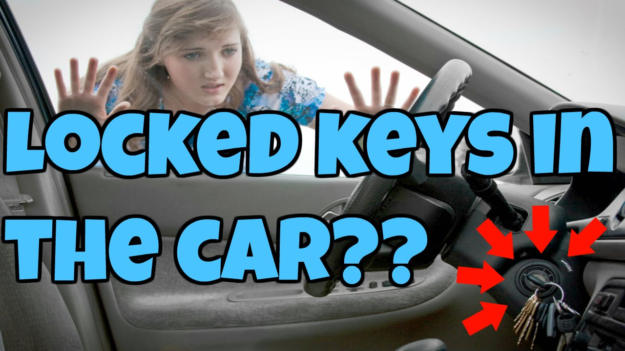 I Locked My Keys In My Car >> Locked Keys In Car How To Unlock Car Door With A Smartphone