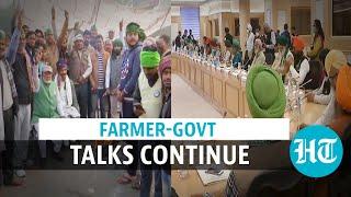 Farmer protest: Parliament gherao threat amid talks; PM Modi meets ministers