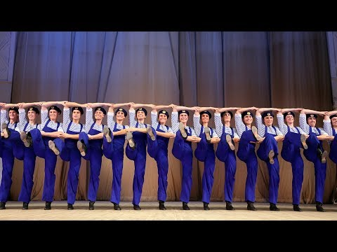 Igor Moiseyev Ballet. Naval suite «Day on the ship»