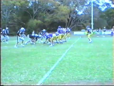 Centurions v Bulldogs 1995 2