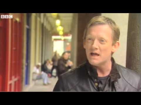 Douglas Henshall gives his thoughts on Robbie Burns