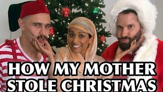 How My Mother Stole Christmas ft. Seth Rogen & James Franco Thumbnail