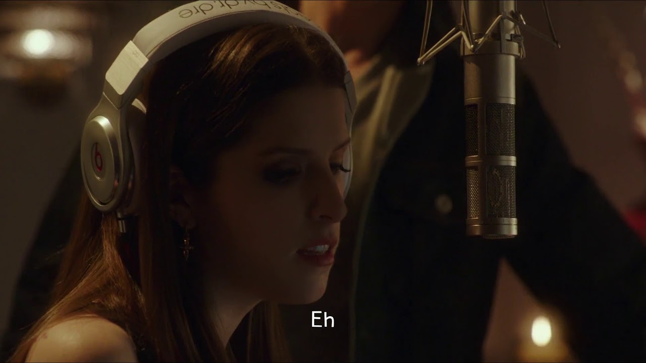 Pitch perfect 3 beca plays around with loops scene - Pitch perfect swimming pool scene ...