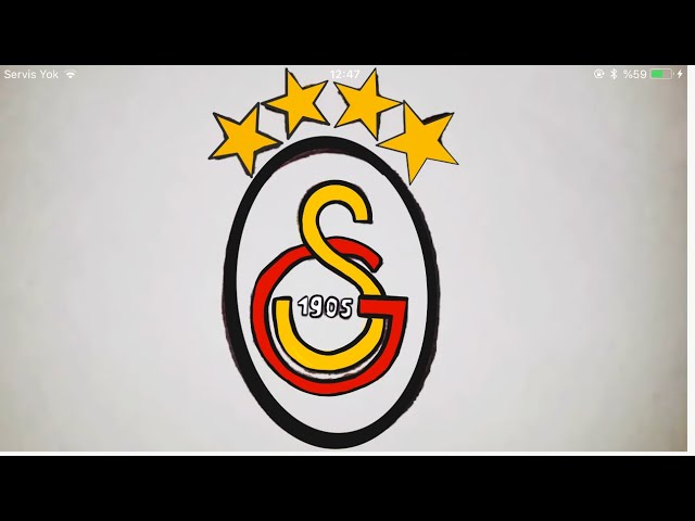 Galatasaray Amblemi Cizimi Youtube