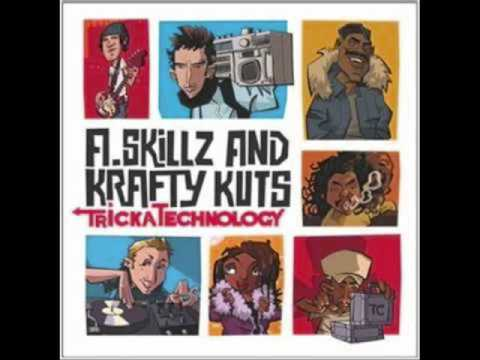 Gimme The Breaks - A. Skillz And Krafty Kuts