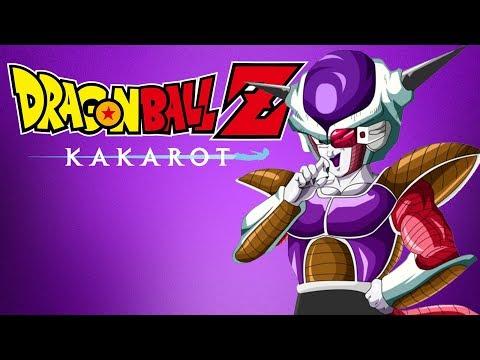 Will We Get To See Super Saiyan Goku? Dragonball Z: Kakarot Walkthrough Gameplay Part 4