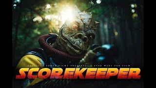 BOSSK: SCOREKEEPER - A Star Wars Fan Film