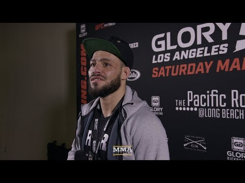 Glory Champion Robin van Roosmalen Says He Has 'Nice Future' in MMA - MMA Fighting