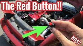 This Red Button Will do GREAT THINGS!