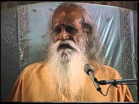 """Serve Yourself First"" - A Talk by Swami Satchidananda (Integral Yoga)"