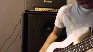 Eminence Beta-15a Demo (Bass)