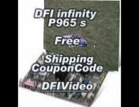 Drivers: DFI Infinity P965-S