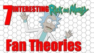 Rick and Morty Theory - 7 New Fan Theories That Cannot Be Unseen - Explained