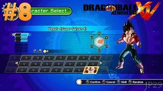 Dragon Ball Xenoverse : Gameplay Walkthrough Part 8 Super Saiyan 4 Vegeta (Namekian)