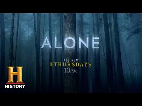Alone: Dropped Into the Wilderness (Official Trailer) | History