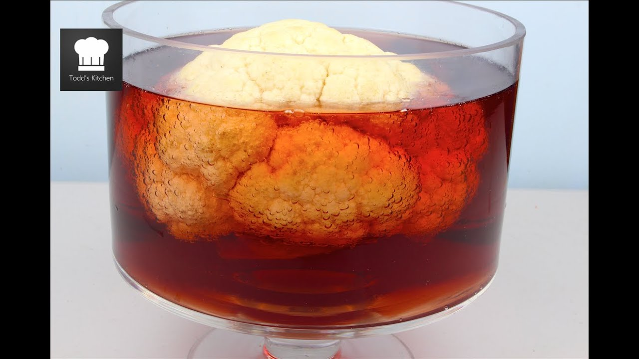 Pickled Brains Punch Halloween Recipe Youtube