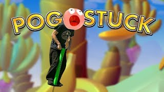 Hold On To Your Stick - Pogostuck Gameplay