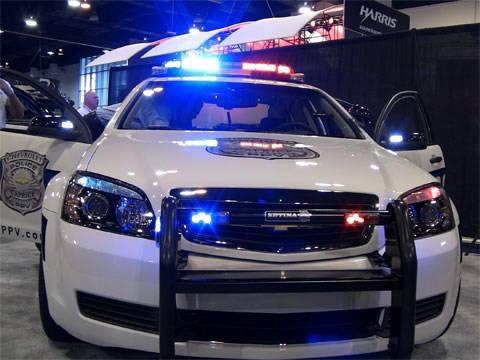 Tflcar Gm Unveils New 2011 V 8 Caprice Police Car Youtube