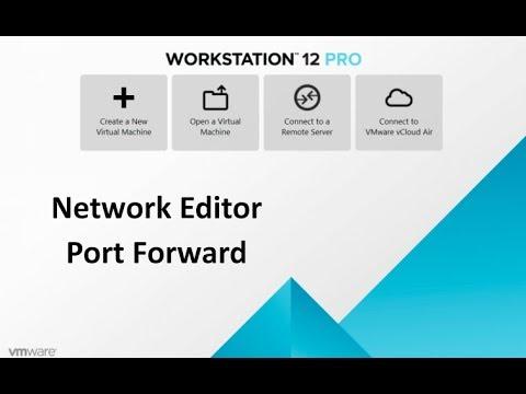 How To Port Forward On VMware Workstation (VMware Workstation üzerinde Port Yönlendirme )