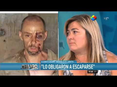 """Habló la abogada de Lanatta: """"Lo obligaron a escaparse y no lo mataron de milagro"""""""