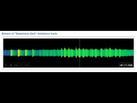 """[Freesound] Extract of """"Sweetness dark"""" Ambience track - Electro - Piano - Background Music - CC0"""