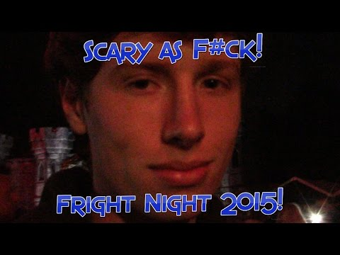 Fright Night 2015/ W Grads! [Montage] [Chillin With Sahil #2]