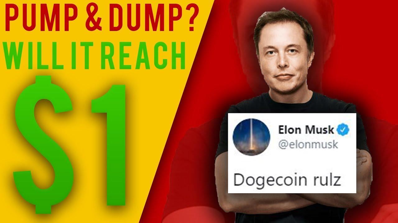 Dogecoin Jumps 20% After Musk's Twitter Shout-Out; Bitcoin Joke ...