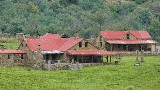 Experience1880 - guest farm Southern Drakensberg