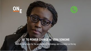 30' to Power Change - Episode 6 - Vera Songwe