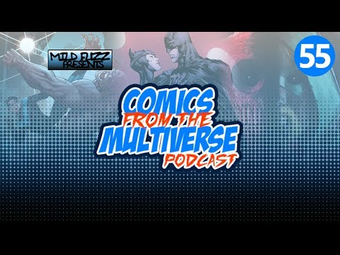 Comics From The Multiverse #55: I