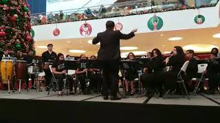 Get lucky - Programa de Bandas SAMAGU - Banda de Concierto- Lincoln Plaza