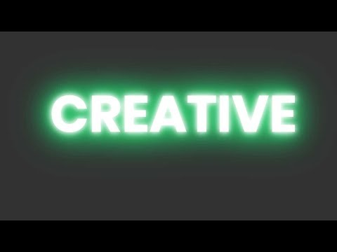 CSS3 Text Glow Animation   Tutorial For Beginners   Divinector