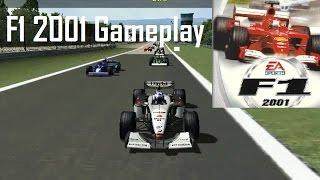 F1 2001 PC - Gameplay HD