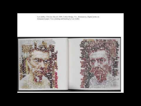 Sasha Grishin on printmaking & artists' books in Melbourne
