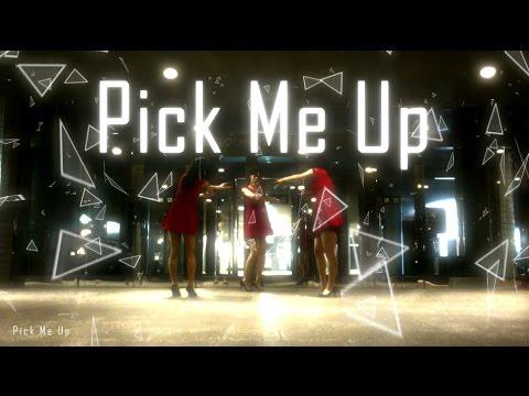 【Perfume】Pick Me UP フルVer.踊ってみた(PMU MV)【サラダの中のあいつら】