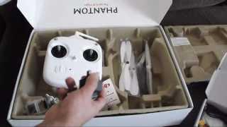 Compra da CHINA DRONE-Unboxing phantom DJI Brasil