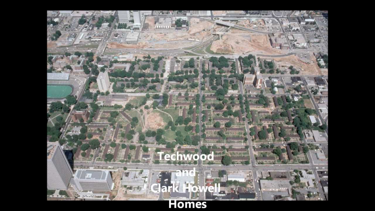 Atlanta-The Beginning and End of Public Housing wmv