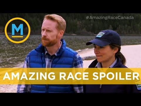 The latest team eliminated from Amazing Race Canada is… | Your Morning