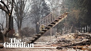 Paradise lost: the town incinerated by California's deadliest wildfire