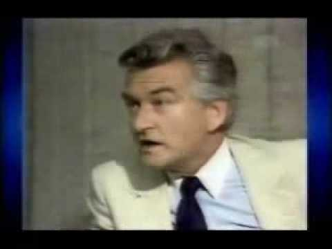 Bob Hawke on Don Lane Show / Fiery Richard Carlton Interview.