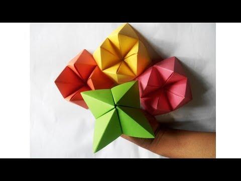 how to make paper fortune teller easy diy paper craft ideas 16 youtube. Black Bedroom Furniture Sets. Home Design Ideas