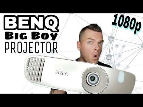 BenQ HT3050 Review | Best Quality 1080p HD Projector 2017