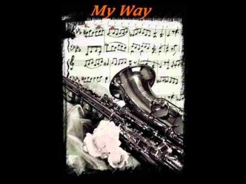 MY WAY sax solo