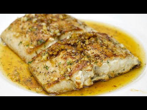 BEST PAN SEARED MAHI MAHI | HOW TO PAN FRY FISH | EASY FISH RECIPE