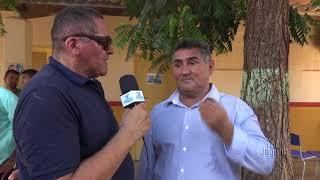 Seu João Inauguração da Quadra de Esportes do Tomé
