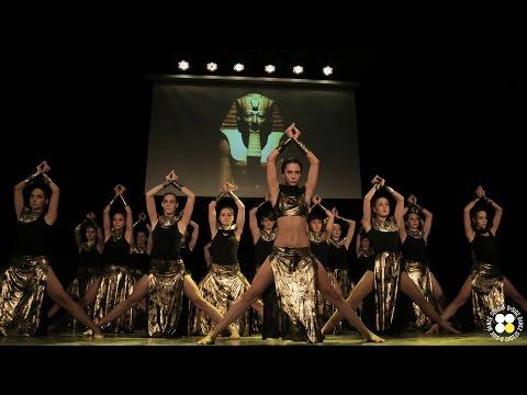 Танцы в Древней Греции -
