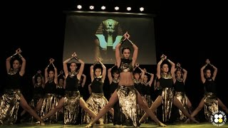 Night in the Museum | Egypt | Choreography by Yana Abraimova | D.Side Dance Studio