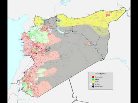 Syrian War Progess