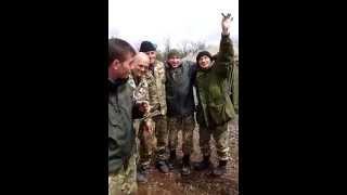 """Пьяные украинские военные или """"самая сильная армия Европы"""""""